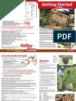 Getting Started in Honeybees Booklet