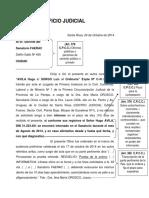 Oficio Prueba Informativa