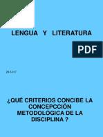 Disciplina Lengua y Literatura ATL.ppt