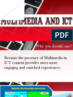 Multimedia and i Ct