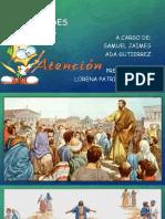 PRIMERAS COMUNIDADES RELIGIOSAS