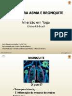 Asma e Bronquite pelo Yoga