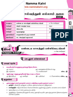 Namma Kalvi 12th Tamil Unit 4 Surya Guide