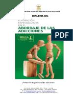 Diploma-Abordaje Adicciones 2019 Sp
