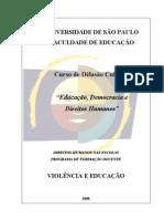 Violencia e Educacao