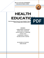Written Health