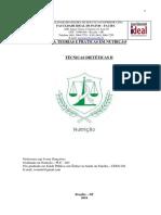 Apostila Nutrição Técnicas Dietéticas II