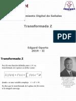 TEMA 032 - Transformada Z