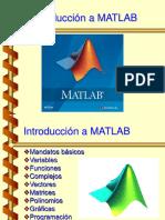 Clase 2a. Matlab