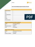 Propuesta Formato Informe Fonoaudiológico