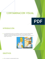 Contaminacion visual