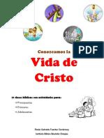 Clases Infantiles - Vida de Cristo