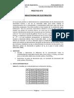 282716935 Fisicoquimica II Conductividad de Electrolitos
