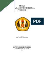 Audit Internal Di Lingkungan Pt Pindad
