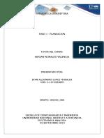 Paso 1 Planeacion estadistica descriptiva