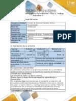 Guía de Actividades y Rúbrica de Evaluación - Fase 3 - Trabajo Individual 2