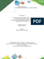 Tarea 5 - Desarrollo de Árbol de Problemas y Cuadro de Síntesis