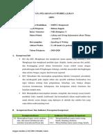 RPP Kelas 8 KD 3.6 & 4.6 Copy