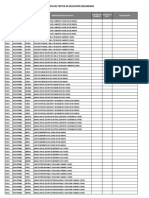 Formato Para Completar Datos Textos Escolares Faltantes