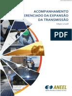 Relatório Trimestral de Acompanhamento Diferenciado Dos Empreendimentos de Transmissão