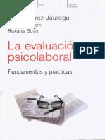Evaluación Psicolaboral