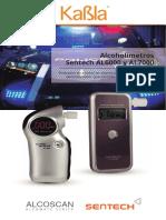 Sentech AL6000 AL7000 - Ficha Tecnica Kabla