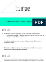 Slides - Diuréticos