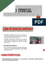 Auxilio Judicial-Perú