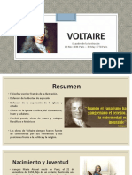 Voltaire PPT