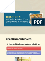 Chp1-EarlyHistoryofMalaysia 1
