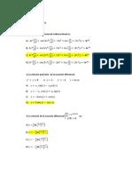 ecuaciones deiferenciales