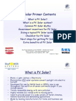 Sky Power Systems PV Primer 4