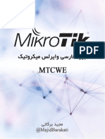 Mikrotik MTCWE - Farsi
