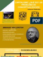 0 Immanuel Wallerstein