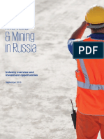 Metals and Mining in Russia
