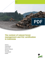 192 - OP 126 - The Context Of Natural Forest Management and FSC  Certification InIndonesia.pdf