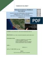 Sismos en El Perú FINAL