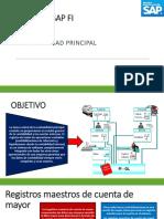 Taller de Sap Fi - Estructura Organizacional Daniel Yllisca