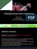 Dr Nur Janah SpP Pathophysiology Status Asthmaticus