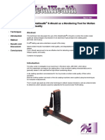 K-mould Quality Benchmarking