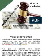 12. Vicios de La Voluntad