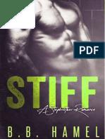 Stiff a Stepbrother Romance - B.B. Hamel