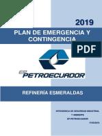 Plan de Emergencia y Contingencia 2019 - Final