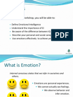 Emotional Intelligence BECOA155