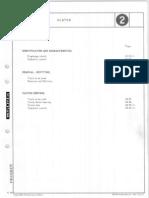 Manual Peugeot 504 Embrague