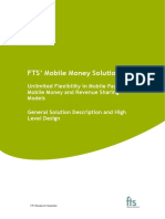 FTS Mobile Money Solution Description