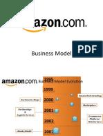 Amajon Bisnis Model