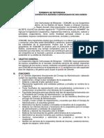Terminos de Referencia_gerente Coacab