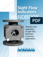 Sight Flow Indicators Handbook