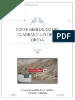 INFORME CORTE GEOLOGICO LA OROYA.docx